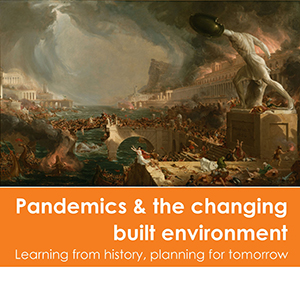 Pandemics and the changing built environment PUF2022 CFP